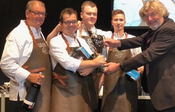 Team Nederland wint PalingbokAal 2018 Interland van België