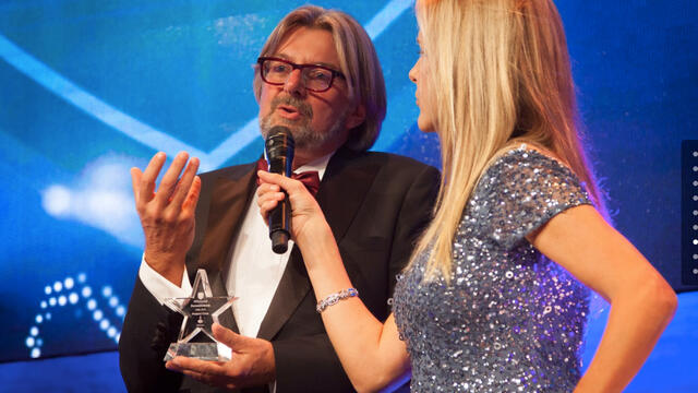 Sustainability Prize for Koppert Cress during Hortigala of the Year