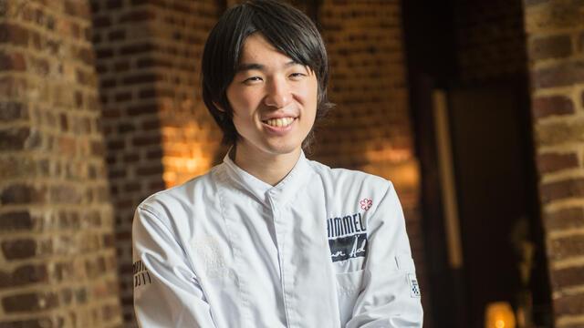 Makoto Fujii & Koppert Cress