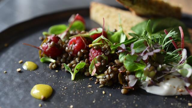 Beluga salade