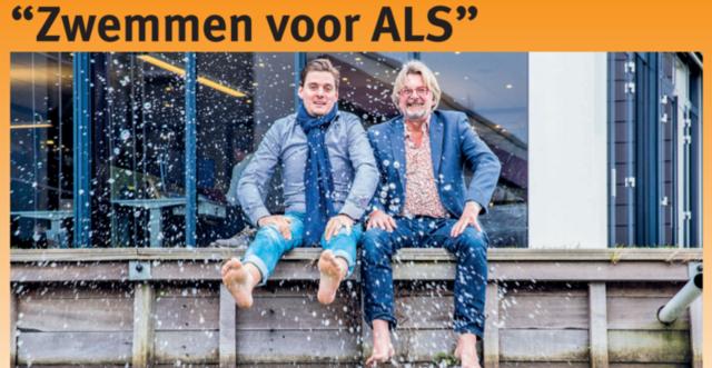 Zwemmen voor ALS