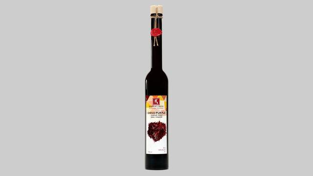 Shiso Purple vinegar