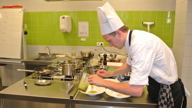 Rick Stehr van Carelshaven wint Jeunes Chefs Competitie
