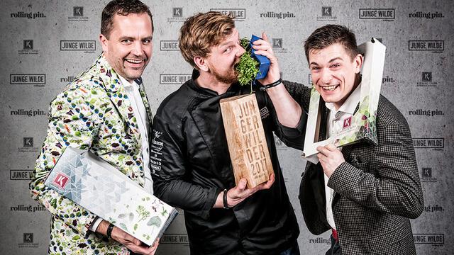 Stefan Glantschnig gewinnt das Junge Wilde-finale 2017!