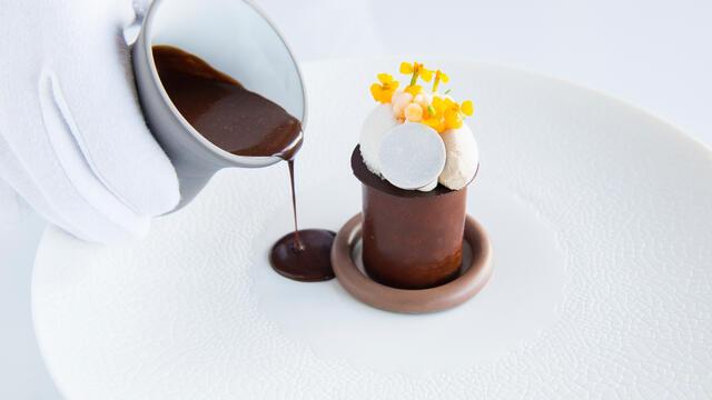 Chocolade, banaan, duindoorn