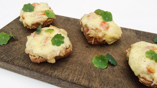 Tuna Melt with Zorri Cress