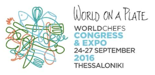 Worldchefs Congress & Expo! Vieni e partecipa assieme alla Koppert Cress