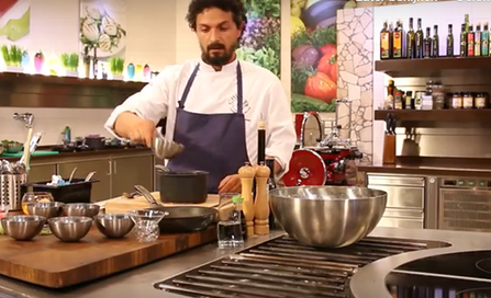 5 ricette vegetariane di Pier Giorgo Parini