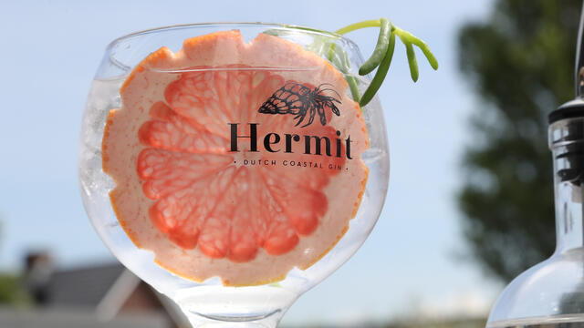 Perfect Serve Gin & Tonic - Grapefruit - Salty Fingers