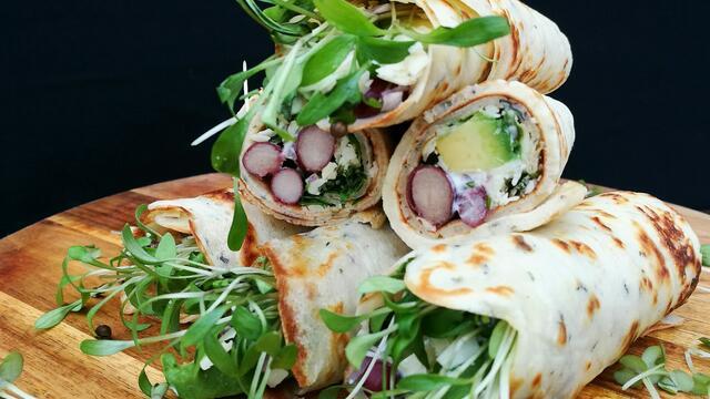 Pannenkoeken burritos