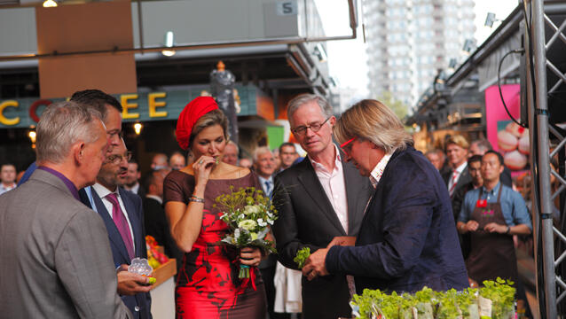 Natuurlijk!, vegetable and fruit concept store in Rotterdam