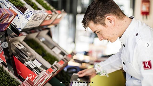 Rolling Pin Magazine: Koppert Cress: Die grünen experten