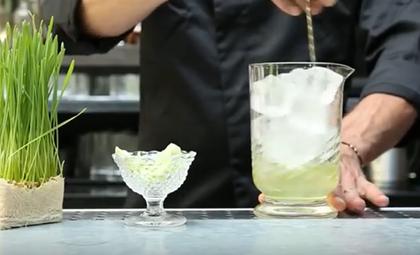3 cocktail vegetali di matteo di ienno