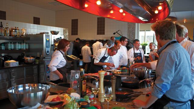 Gastronomic Holland - Spain