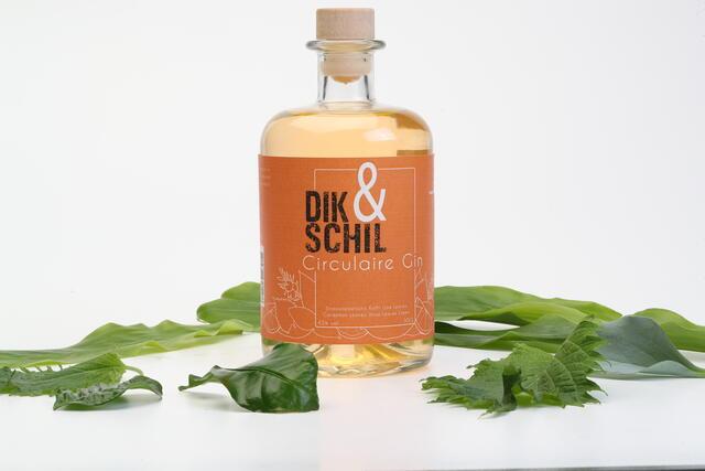 Dik & Schil circular gin