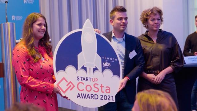 CoSta Award publieksprijs voor samenwerking PATS Drones en Koppert Cress