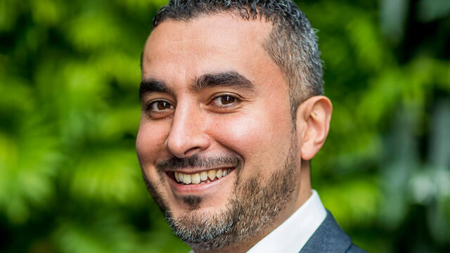 Mohamed El Mokaddem kiest voor zelfstandig ondernemerschap