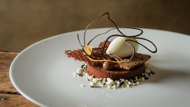 Bosbessen, Douglas Fir, Dulcey chocolade & Griekse yoghurt, Zallotti Blossom en Citra Leaves